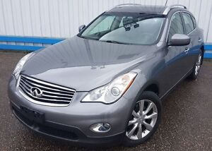 2013 Infiniti EX37 *LEATHER-SUNROOF* AWD