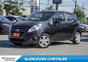 2015 Chevrolet Spark 1LT, Alloys, Touch Screen Audio, Bluetooth