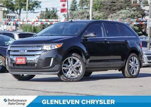 2013 Ford Edge Limited, AWD, NAV, Remote start, 3.5L V6