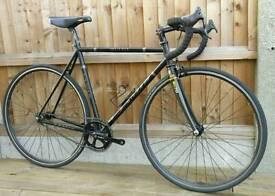 Jamis Sputnik fixie fixed-wheel single-speed road bike