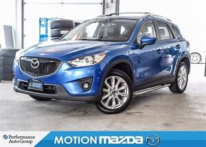 2014 Mazda CX-5 GT AWD Leather Roof Rear View Camera