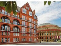 Double room in Luxury Penthouse Flat by Albert Hall & Hyde park (Flatmate hardly there)