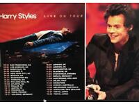 2 x Glasgow Harry Styles - Seated Tickets 14th April