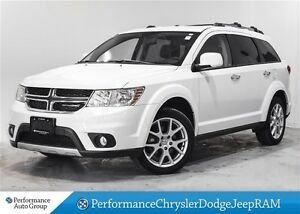 2016 Dodge Journey R/T * AWD * 7 PASSENGER * BLUETOOTH