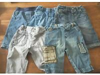 6-9 months boys t-shirts & trousers