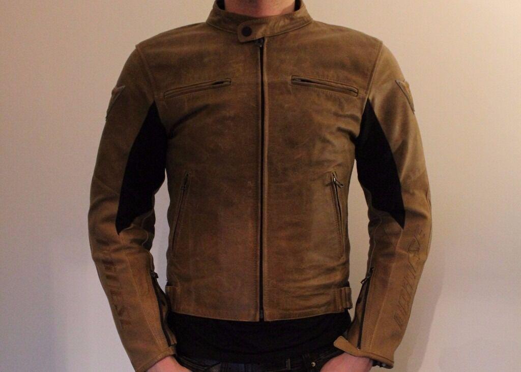 Dianese Leather Jacket, Medium, Never worn