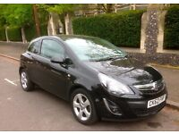 Vauxhall Corsa 1.2 SXi 16V 3dr low milage, 17.000 from private seller in South West London