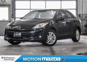 2012 Mazda MAZDA3 SKY GS-L Leather Roof Tint Alloys