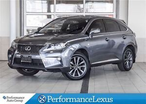 2015 Lexus RX 350 F-Sport FULLY LOADED!