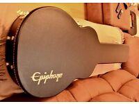 epiphone j200 electro/acoustic