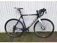 Ridley X Fire 54cm Cyclo-Cross Bike