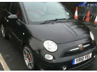IMMACULATE FIAT 500 ABARTH 1.4 T-JET STUNNING EXAMPLE