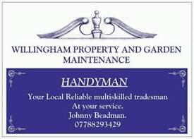 Handyman/Gardner Services