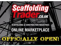 SCAFFOLDING TRADER - THE UK's SCAFFOLDING & CONSTRUCTION MARKETPLACE