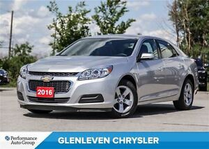 2016 Chevrolet Malibu LT, BLUETOOTH, TOUCH SCREEN AUDIO, ECO