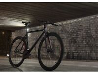 SUPER NICE Aluminium Alloy Frame Single speed road TRACK bike fixed gear racing fixie bicycle FX23