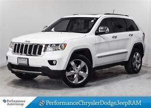 2013 Jeep Grand Cherokee Limited * Navigation * Sunroof