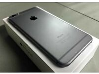 Apple iPhone 6 Plus 16gb (Vodafone) grey/black