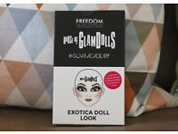 Freedom Makeup House of GlamDolls Exotica Doll Look Palette - Brand New