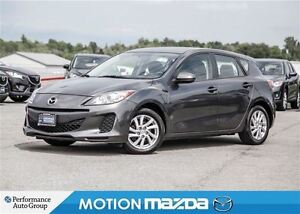 2012 Mazda MAZDA3 SPORT CONV PKG Alloys Cruise Bluetooth
