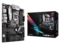 ASUS STRIX B250F GAMING Motherboard Brand New