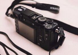 FujiFilm XE-1 Camera Body