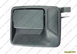 Door Handle Outer Rear Passenger Side  Ford F250 F350 F450 F550 1999-2003