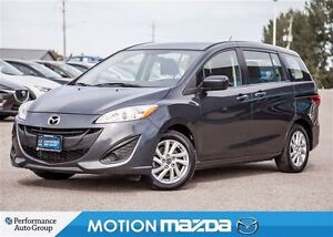 2015 Mazda MAZDA5 GS CONV Cruise Bluetooth