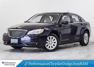 2012 Chrysler 200 LX * 6 Speed Automatic