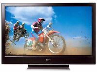 "Sony Bravia 32"" Widescreen HD LCD TV With Remote & Built-In Freeview"