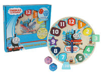 Brand New Thomas The Tank Clock Game