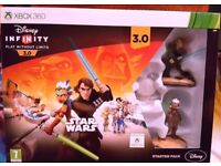 Xbox 360 Disney Infinity 3.0 Star Wars Starter Pack - New Sealed and Boxed