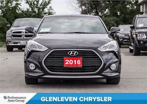 2016 Hyundai Veloster Clean Carproof. Oakville / Halton Region Toronto (GTA) image 2