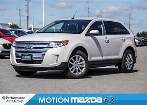2013 Ford Edge Limited AWD Navi + Winter Tires