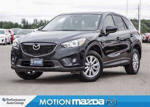 2013 Mazda CX-5 GS Sunroof AWD Winter Tire PKG Roof Rear View Ca