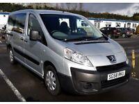 CAMPERVAN Peugeot Expert Converted Camper Van - Arthritis forces sale!!