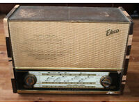 Vintage Valve Radio Ekco A320A Restoration Project