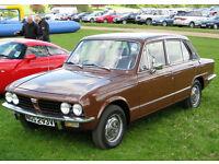 CLASSIC CAR! Triumph Dolomite 1850 1973 Automatic: Beautiful Condition