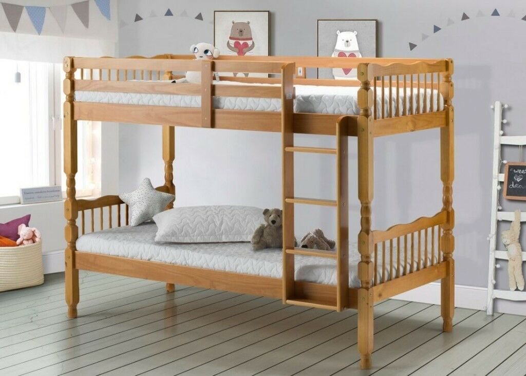 Wooden Bunk Bed In Reading Berkshire Gumtree