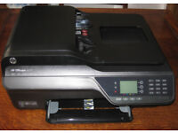 HP Officejet 4620 inkjet e-All-In-One printer, copier, scanner, fax with 3 new ink cartridges