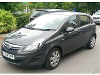 Vauxhall Corsa 64 Plate Automatic Low Mileage 1.2 Petrol 5 Doors Grey