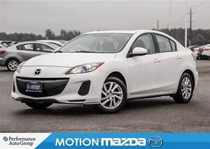 2012 Mazda MAZDA3 GS-SKYACTIV Roof Heated Seats
