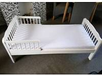 Toddler bed SOLD SUBJECT TO COLLECTION