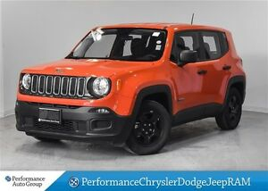 2016 Jeep Renegade Sport * 0% FINANCING UP TO 60 MONTHS O.A.C.