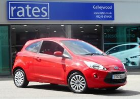 Ford Ka Zetec 1.2 excellent first time driver car excellent condition