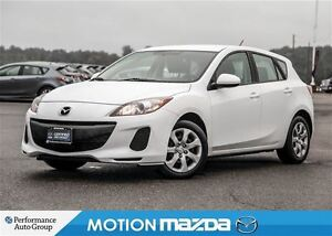 2013 Mazda MAZDA3 SPORT Remote Start+ Winter Tire PKG