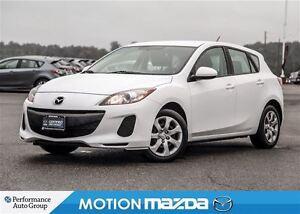 2013 Mazda MAZDA3 SPORT Remote Start+ Winter Tire PKG
