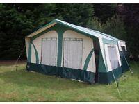 Conway Countryman Folding Camper/Trailer Tent - 2006 Model