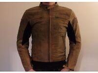 Dianese Leather Jacket Size Medium