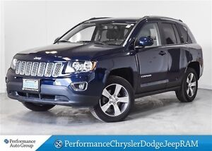 2016 Jeep Compass HIGH ALTITUDE * NAVIGATION * LEATHER HEATED SE